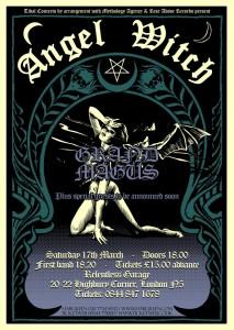 Angel Witch 2012
