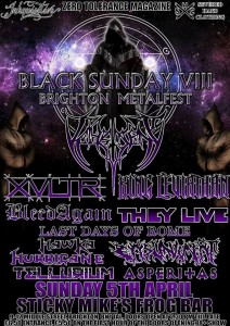 brighton metal fest