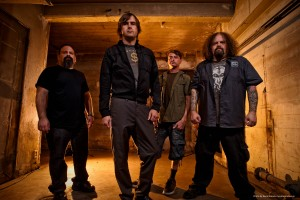 Band Photo - Napalm Death (10)