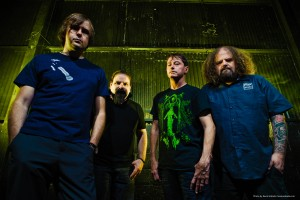 Band Photo - Napalm Death (12)