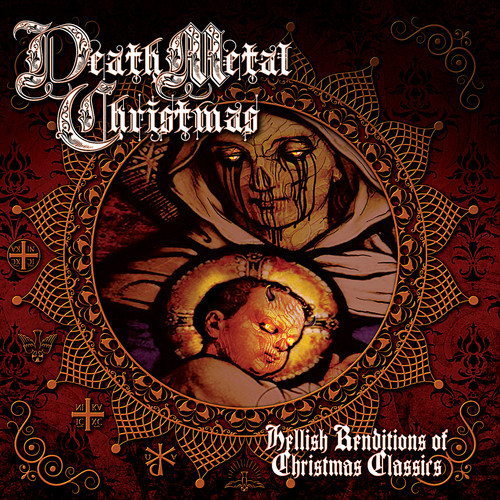 Death Metal Christmas Hate Eternal