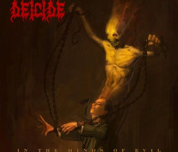 Deicide - In the Minds of Evil artwork