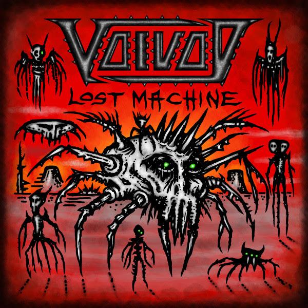 Voivod announce live video and live album pre-order