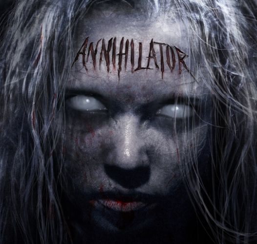 Canadian thrash metal pioneers Annihilator reveal artwork for their upcoming new album