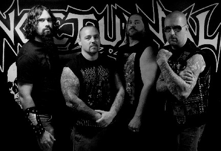 Nocturnal Fear announce new lineup in their continued war on false metal