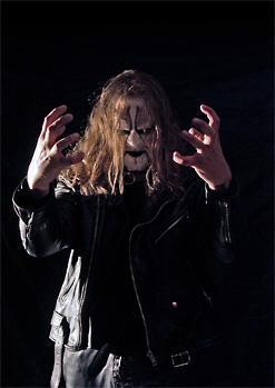 Dark Funeral frontman quits