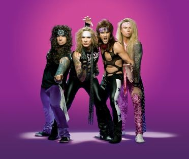Steel Panther join Ozzfest, spandex and all
