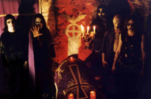 Featured Gig: Mortuary Drape / Adorior / Proclamation!!
