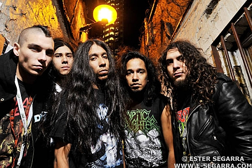 Bonded By Blood and Lazarus A.D. to thrash the UK