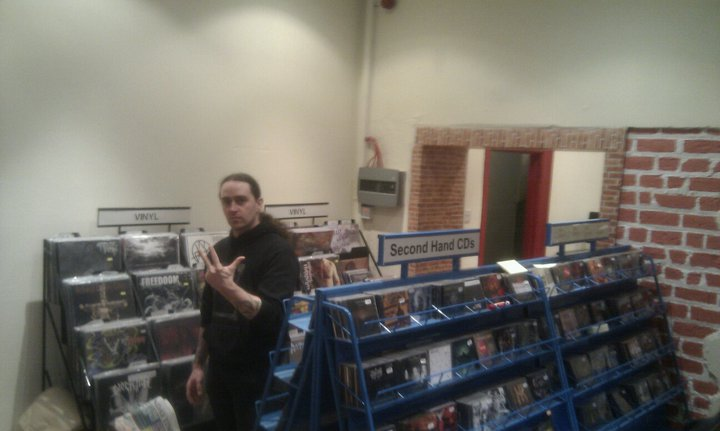 New bastion for record collections in Dublin…