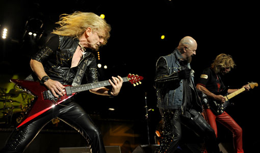 JUDAS PRIEST: DOWNING ISSUES STATEMENT