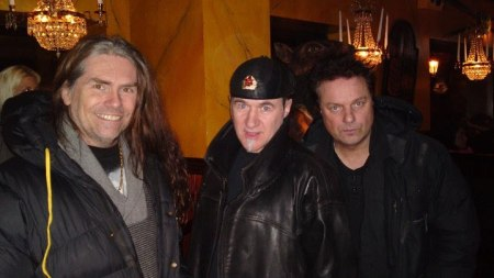 KING DIAMOND GUITARIST COLLABORATES WITH TONY MARTIN