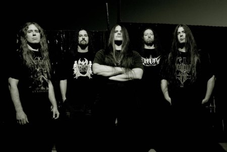 Cannibal Corpse's Full Of Hate European Tour