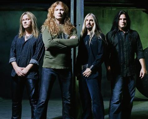 Megadeth to Perform on Jimmy Kimmel Live!