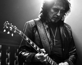 Tony Iommi Talks New Book and Black Sabbath Reunion?
