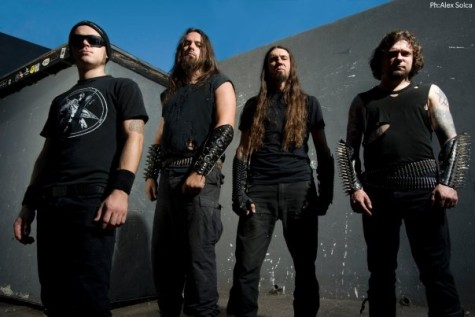 Goatwhore Reveals Details Left and Right about New Album