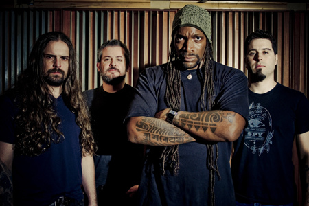 Sepultura Hit Indonesia As Part of the Asia Relentless Tour