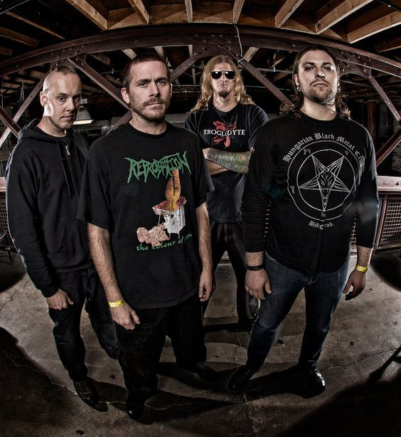CATTLE DECAPITAION: VOLATILE VEGETARIAN SYMPATHISERS FINISH RECORDING NEW ALBUM
