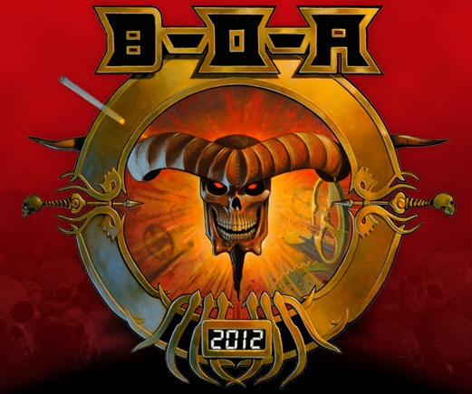 BLOODSTOCK: DAY-TICKETS & DAY SPLITS