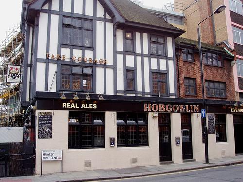 LONDON'S HOBGOBLIN PUB TO STAY OPEN!