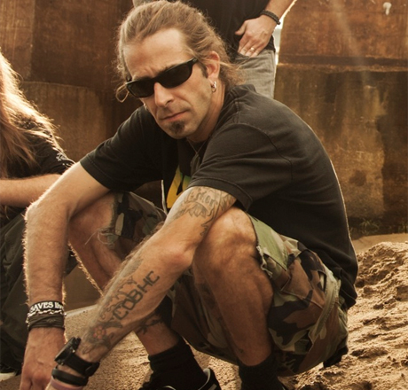 LAMB OF GOD VOCALIST CHARGED WITH MANSLAUGHTER