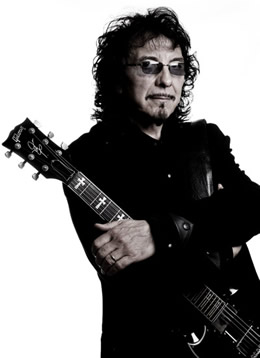 IOMMI TO BE PRESENTED 'KING OF ROCK'N'ROLL AWARD'