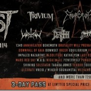 HELLFEST ANNOUNCES FIRST 48 BANDS