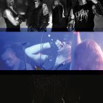SATANIC BLACK METAL OVERLOAD! NOW STREAMING THE ENTIRE 3-WAY SPLIT FROM DJEVELKULT, KYY & NIHIL KAOS